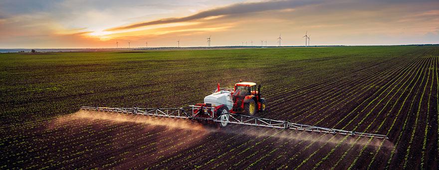 A importância das máquinas agrícolas