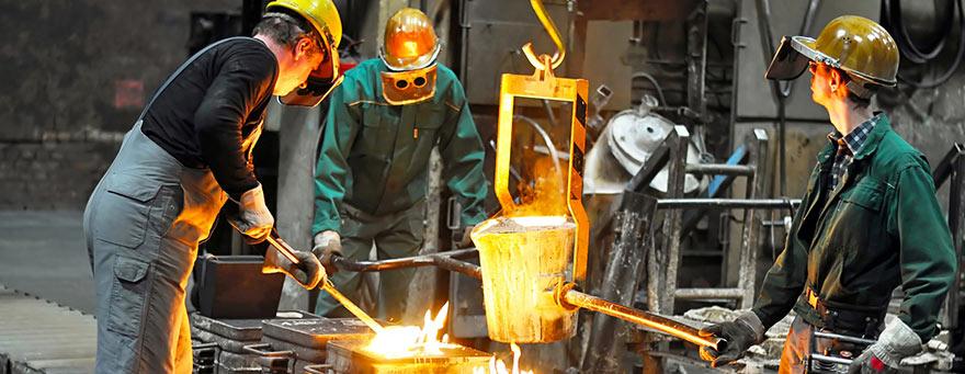 Como é o processo de fabricação do aço?