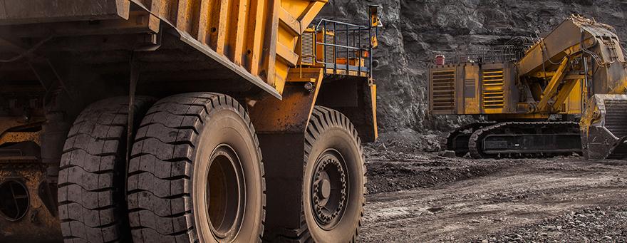 Tubulações nas mineradoras